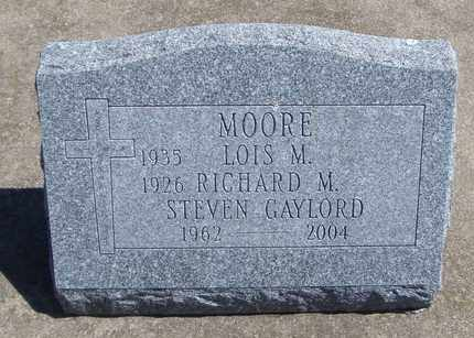 MOORE, LOIS M. - Will County, Illinois | LOIS M. MOORE - Illinois Gravestone Photos