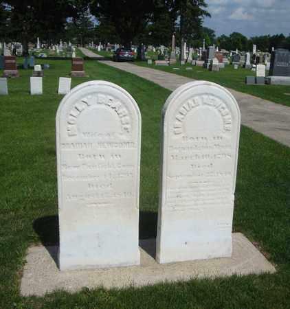 NEWCOMB, MOLLY - Will County, Illinois | MOLLY NEWCOMB - Illinois Gravestone Photos