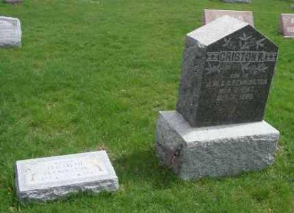 PENNINGTON, CHRISTON R. - Will County, Illinois | CHRISTON R. PENNINGTON - Illinois Gravestone Photos