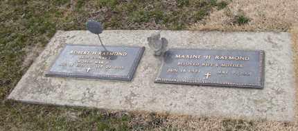 RAYMOND, MAXINE H. - Will County, Illinois | MAXINE H. RAYMOND - Illinois Gravestone Photos