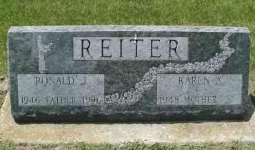REITER, RONALD J. - Will County, Illinois | RONALD J. REITER - Illinois Gravestone Photos