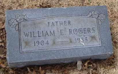 ROGERS, WILLIAM E. - Will County, Illinois   WILLIAM E. ROGERS - Illinois Gravestone Photos