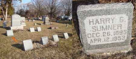 SUMNER, HARRY G. - Will County, Illinois | HARRY G. SUMNER - Illinois Gravestone Photos