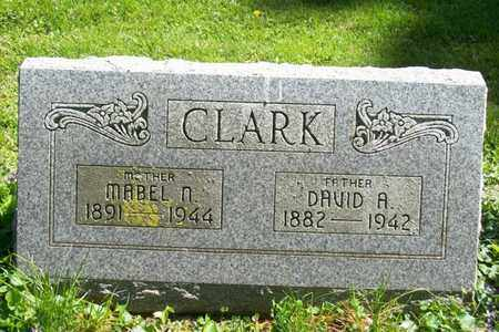 CLARK, MABEL NELLIE - Woodford County, Illinois | MABEL NELLIE CLARK - Illinois Gravestone Photos