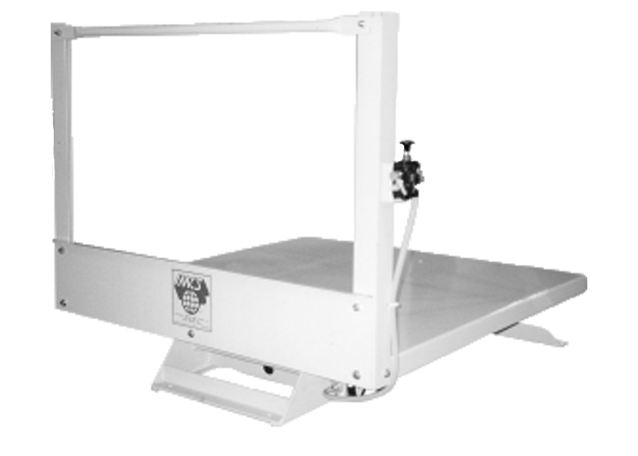 Low Profile Side Tilt Table