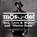 Sex, Love & Money [Explicit] by Mos Def