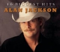 16 Biggest Hits by Alan Jackson