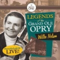 Legends Of The Grand Ole Opry: Willie Nelson by Willie Nelson