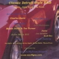 Classic Detroit Style R&B by Various Artists