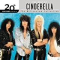 20th Century Masters: The Millennium Collection: Best Of Cinderella by Cinderella