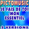 Je fais de toi mon essentiel (Version karaoké dans le style de Emmanuel Moire) by Pictomusic