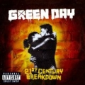 Song Of The Century by Green Day