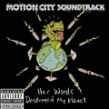 Her Words Destroyed My Planet [Explicit] by Motion City Soundtrack