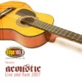 Acoustic Live & Rare 2007 by Various artists