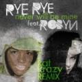 Never Will Be Mine (Kat Krazy Remix) by Rye Rye