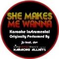 JLS Feat. Dev - She Makes Me Wanna (Karaoke Instrumental Version) by Karaoke All Hits
