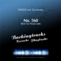 The Best for Musicians No. 560 (Karaoke Version) by Midifine Systems