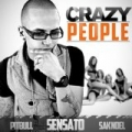 Crazy People (Clean Version) - Single by Pitbull & Sak Noel Sensato