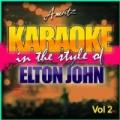 Karaoke - Elton John Vol. 2 by Ameritz - Karaoke