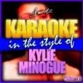 Karaoke - Kylie Minogue Vol. 3 by Ameritz - Karaoke