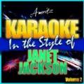 Karaoke - Janet Jackson Vol. 2 by Ameritz - Karaoke