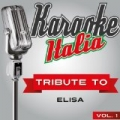 Karaoke Italia Tribute To Elisa Vol. 1 by Doc Maf Ensemble
