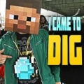 I Came To Dig (Minecraft Rap) by Tryhardninja