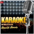 Karaoke - In the Style of David Bowie by Ameritz Top Tracks