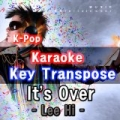 K-Pop Karaoke Key Transpose - It's Over by Groove Edition