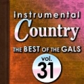 Instrumental Country: The Best of the Gals, Vol. 31 by Hit Co. Masters