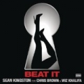 Beat It [Explicit] by Sean Kingston featuring Chris Brown and Wiz Khalifa