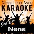 Sing Like Nena (Karaoke Version) by La-Le-Lu