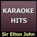 Karaoke Hits: Sir Elton John by Original Backing Tracks