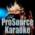 Words (In the Style of Boyzone) [Karaoke Version] - Single by ProSource Karaoke