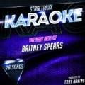 Stagetraxx Karaoke : The Very Best of Britney Spears (Karaoke Version) by Toby Adkins