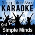 Sing Like Simple Minds (Karaoke Version) by La-Le-Lu