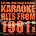 Karaoke Hits from 1981, Vol. 18 by Ameritz Countdown Karaoke