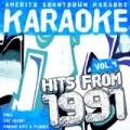 Karaoke Hits from 1991, Vol. 4 by Ameritz Countdown Karaoke