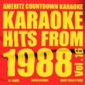 Karaoke Hits from 1988, Vol. 16 by Ameritz Countdown Karaoke