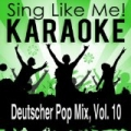 Deutscher Pop Mix, Vol. 10 (Karaoke Version) by La-Le-Lu