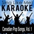 Canadian Pop Songs, Vol. 1 (Karaoke Version) by La-Le-Lu