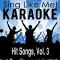 Hit Songs, Vol. 3 (Karaoke Version) by La-Le-Lu