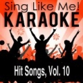 Hit Songs, Vol. 10 (Karaoke Version) by La-Le-Lu