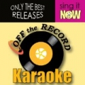 That Girl (In the Style of Frankie J - Mannie Fresh) [Karaoke Version] by Off The Record Karaoke