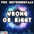 Wrong or Right (Karaoke Version) [Originally Performed By Kwabs] by Pro Instrumentals