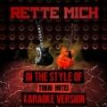Rette Mich (In the Style of Tokio Hotel) [Karaoke Version] - Single by Ameritz Audio Karaoke