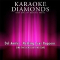 Nothing Ever Happens (Karaoke Version) [Originally Performed By Del Amitri] by Karaoke Diamonds
