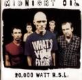 20000 Watt RSL - The Midnight Oil Collection by Midnight Oil