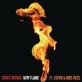 New Flame [Explicit] by Chris Brown feat. Usher & Rick Ross