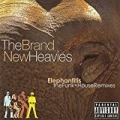 Elephantitis: The Funk + House Remixes [Explicit] by The Brand New Heavies